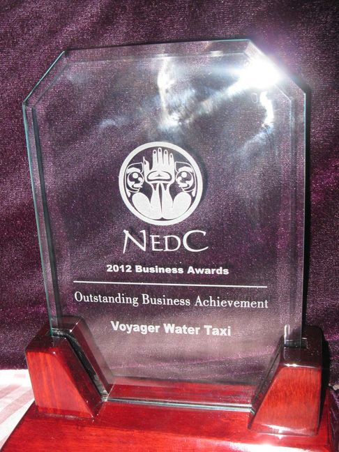 Nuu-chah-nulth Economic Development Corporation (NEDC) - 2012 Business Awards Winner